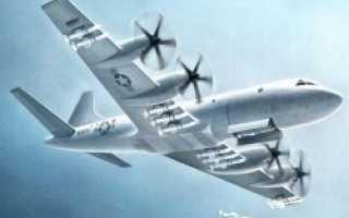Проект базового патрульного самолета P-7A LRAACA (США)