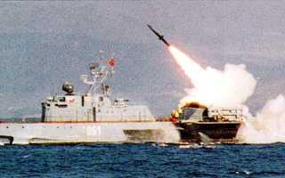 Ракетный противолодочный комплекс РПК-9 «Медведка» (Россия)