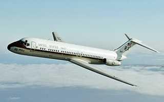 Санитарный транспортный самолет C-9A «Nightingale» (США)