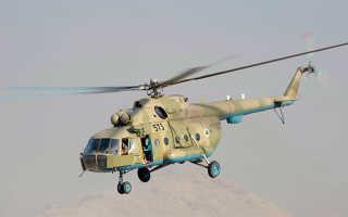 Многоцелевой вертолёт Ми-17 (СССР)