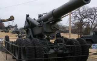 203-мм пушка Howitzer M115 (M2) (США)