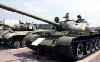 Командирский танк Т-55К (СССР)