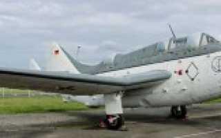 Противолодочный самолёт Fairey Gannet AS.4 (Великобритания)
