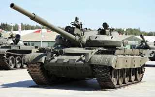 Командирский танк Т-62К (СССР)