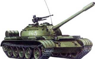 Средний танк Т-55 (СССР)