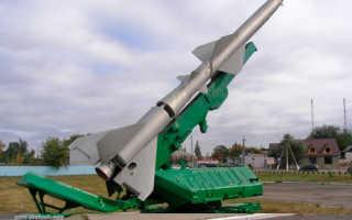 Зенитный ракетный комплекс С-75М «Волхов» (Россия)