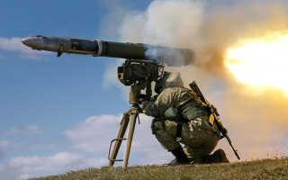 Опытная танковая управляемая ракета Polynege (Франция)