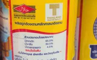 Меню выживальщика: «Буду» – южноазиатский рыбный соус