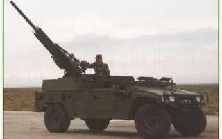 Cамоходный миномет M125 (США)