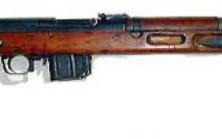 Промежуточный патрон 7,62×45 Vz.52 образца 1952 г. (Чехословакия)