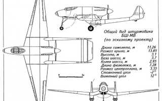 Опытный штурмовик Ш-218 (СССР)