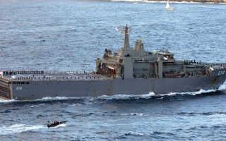 Десантный корабль типа «Endurance» (Сингапур)