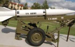 Неуправляемая ракета MGR-3 «Little John» (США)