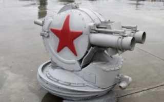 140-мм корабельная пусковая установка ЗИФ-121 (КЛ-102) (СССР)