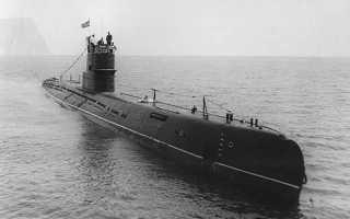 Проект подводной лодки пр.622 (Россия)