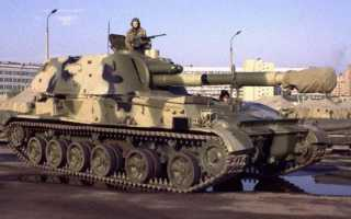 Самоходная гаубица 2С3 Акация (СССР)