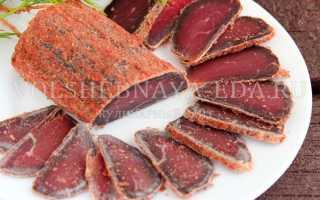 Меню выживальщика: Бастурма — вяленое говяжье мясо