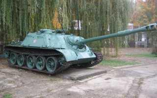 Самоходная артиллерийская установка СУ-122-54 (Объект 600) (СССР)