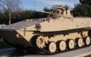 Боевая машина пехоты M-80A (Югославия)