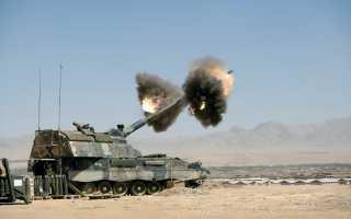 Самоходная артиллерийская установка 2С35 «Коалиция-СВ» (Россия)