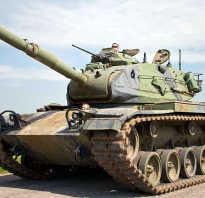 Основной танк M60A2 (США)