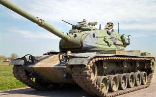 Основной танк M60A1 (США)