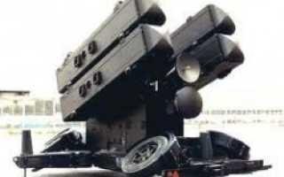 Зенитный ракетный комплекс Spada (Италия)