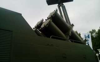 Береговой противокорабельный ракетный комплекс «Рубеж-МЭ» (Россия)