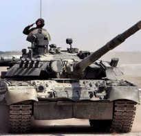 Основной танк Т-80У (СССР)