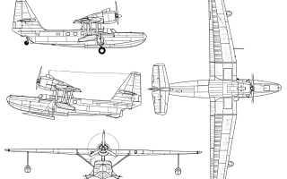 Самолет-амфибия Бе-8 (СССР)