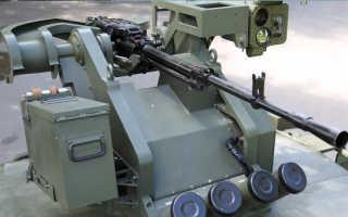 Робототехнический боевой комплекс «Арбалет-ДМ» (Россия)