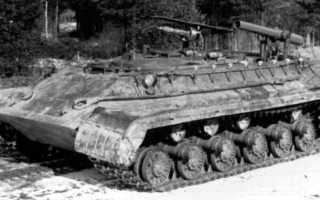 Опытный танк «Объект 282Т» (СССР)