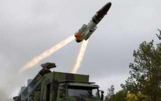 Авиационная управляемая ракета RBS.15 (Швеция)