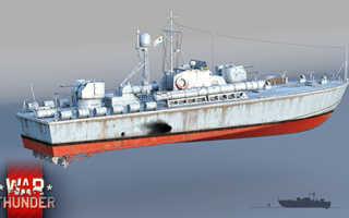 Торпедный катер проекта 183У (СССР)