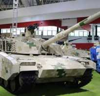 Средний танк Norinco VT5 (Китай)