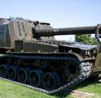 Самоходная гаубица M55 (США)