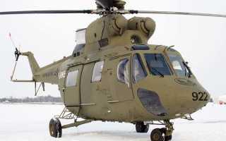 Многоцелевой вертолёт W-3 Sokol (Польша)