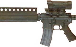 Штурмовая винтовка Colt ACR (США)