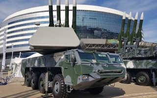 Зенитный ракетный комплекс «Бук-МБ3К» (Беларусь)
