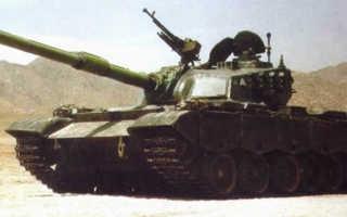 Основной боевой танк Type 85-IIAP (Китай)