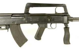 Автоматическая винтовка Type 86S (Китай)