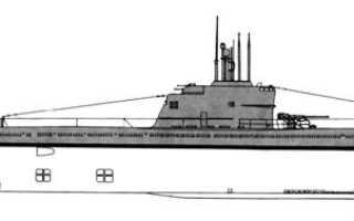 Дизельные подводные лодки проекта 611 (СССР)