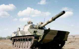 Самоходная артиллерийская установка 2С25 Спрут-СД (Россия)
