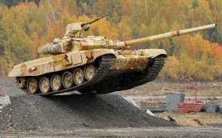 Основной танк Т-84У «Оплот» (Украина)