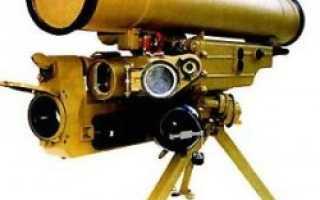 Противотанковый ракетный комплекс 9К115 Метис (СССР)