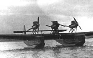 Опытный самолет-амфибия ТА-1 (СССР)