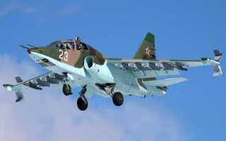 Учебно-боевой самолёт Су-25УБ (СССР)