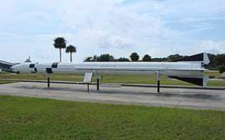 Управляемая баллистическая ракета MGM-5 «Corporal» (США)