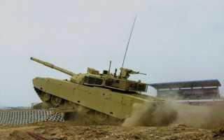 Основной боевой танк Norinco VT4 (Китай)