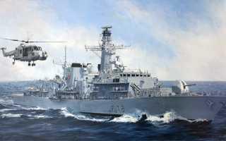 Фрегаты типа Type 23 «Norfolk» (Великобритания)